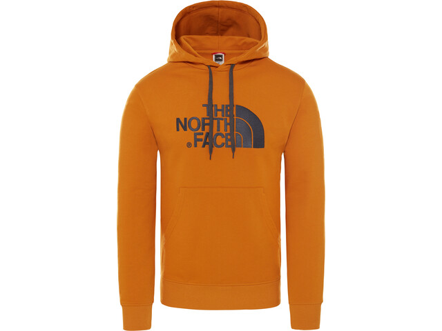 The North Face Light Drew Peak Sweat à capuche Homme, citrine yellow